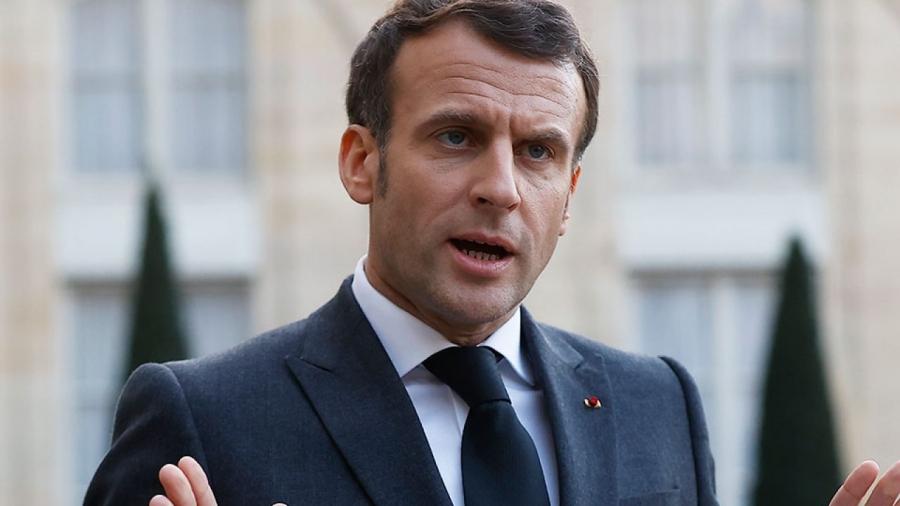 Λίβανος: «Η ανευθυνότητα της κυβέρνησης φταίει για την έκρηξη στη Βηρυτό», καταγγέλλει ο Macron