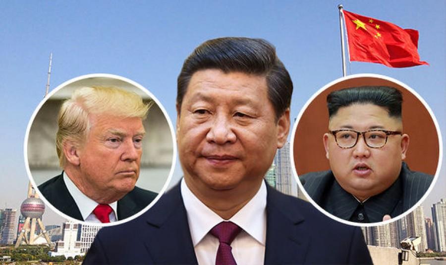 Με κυρώσεις απειλoύν οι ΗΠΑ την Κίνα για παραβίαση του εμπάργκο σε βάρος της Βόρειας Κορέας