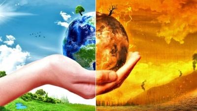 Οφέλη 7,1 τρισ. δολαρίων από επενδύσεις σε έργα αντιμετώπισης κλιματικής αλλαγής έως το 2030