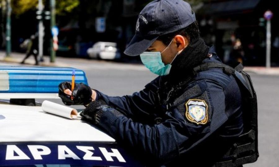 Κορωνοϊός: Πρόστιμα 227.000 ευρώ επέβαλαν οι αρχές σε 702 παραβάτες των μέτρων, τρεις συνελήφθησαν