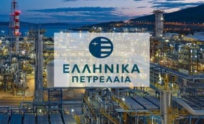 ΕΛΠΕ: Οριακά κέρδη 2 εκατ. ευρώ το α' τρίμηνο του 2021