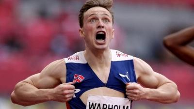 Χρυσός Ολυμπιονίκης με απίστευτο παγκόσμιο ρεκόρ ο Βάρχολμ στα 400μ. με εμπόδια!