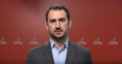 Χαρίτσης: Ο κόσμος έχει βαρεθεί μέτρα χωρίς αντίκρισμα στη ζωή του – Τι θα πει ο Τσίπρας στη ΔΕΘ