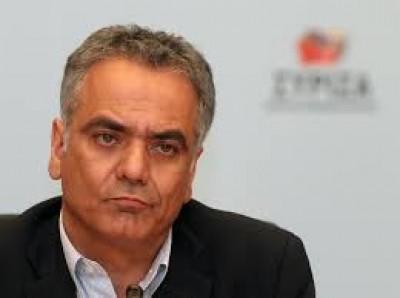Σκουρλέτης: Ο ΣΥΡΙΖΑ συνιστά το αντίπαλο δέος στη νεοφιλελεύθερη πολιτική της ΝΔ
