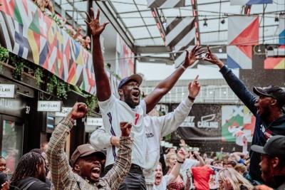 Στον τελικό η Αγγλία και οι οπαδοί της το… χάνουν (video)