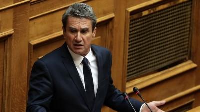 Λοβέρδος προς κυβέρνηση: Ενημερώστε τα πολιτικά κόμματα για τις επιθετικές πρακτικές της Τουρκίας