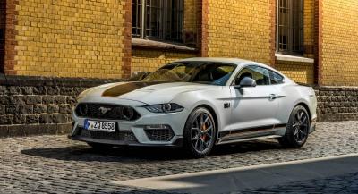 Ποια είναι η τιμή πώλησης της Ford Mustang Mach 1 στην Ελλάδα;