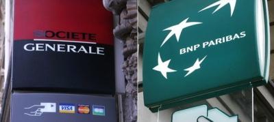 Στη μέγγενη του κορωνοϊού οι γαλλικές τράπεζες – Τεράστιες οι απώλειες στην αγορά παραγώγων