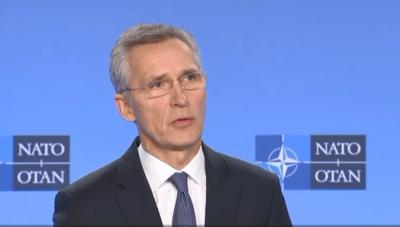 Stoltenberg: Το ΝΑΤΟ διατηρεί ανοιχτό το αεροδρόμιο της Καμπούλ