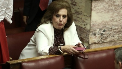 H Μεγαλοοικονόμου (ΣΥΡΙΖΑ) σπάει το εμπάργκο στο Σκάι και δηλώνει: Ας με διαγράψουν - Θα κάνω δικό μου κόμμα