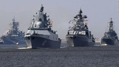 Στο «κόκκινο» η ένταση μεταξύ Ρωσίας και Ουκρανίας – Επεισόδιο στη Μαύρη Θάλασσα
