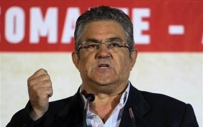 Κουτσούμπας: Στις εκλογικές αναμετρήσεις που είναι μπροστά μας, δίνουμε τη μάχη για να βρεθεί το ΚΚΕ όσο πιο ψηλά γίνεται