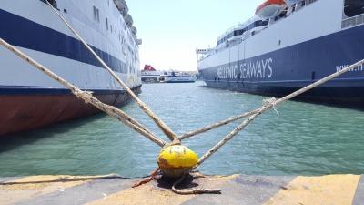 ΠΝΟ: Δεμένα στα λιμάνια τα πλοία στις 3/9 - Τι ζητά η Ναυτική Ομοσπονδία και απειλεί με κλιμάκωση των κινητοποιήσεων