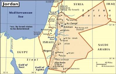 Ιορδανία: Θα αποσυρθεί το νομοσχέδιο για τον φόρο εισοδήματος