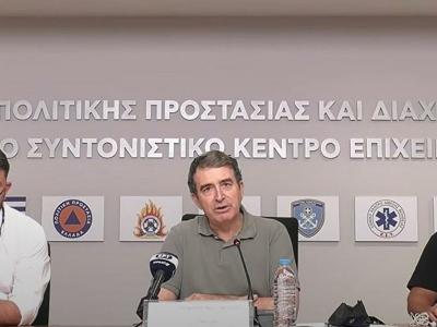 Χρυσοχοΐδης σε ΣΥΡΙΖΑ: Και πυροσβέστης και επιτελικός - Είμαι συνεχώς παρών
