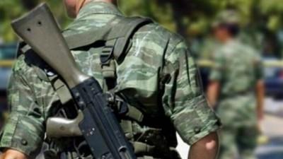 Τέσσερις στρατιώτες θετικοί στον κορωνοϊό στο Στεφανοβίκειο Βόλου
