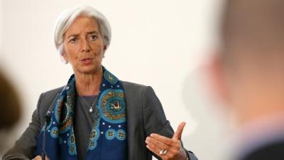 Συστάσεις Lagarde στην Ουκρανία να προχωρήσει σε βαθύτερες διαρθρωτικές μεταρρυθμίσεις