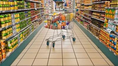 Στα 1,36 δισ. ευρώ ο τζίρος των σούπερ μάρκετ την περίοδο του κορωνοϊού στην Ελλάδα