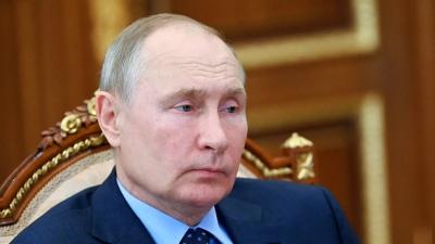 Κρεμλίνο: Ο Putin δεν θα συμμετάσχει στην παγκόσμια σύνοδο κορυφής για τον κορωνοϊό στις ΗΠΑ
