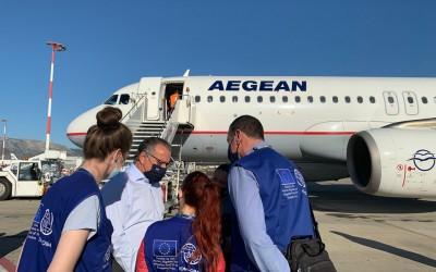 Στις 1.066 οι μετεγκαταστάσεις από την Ελλάδα σε χώρες της ΕΕ το 2020