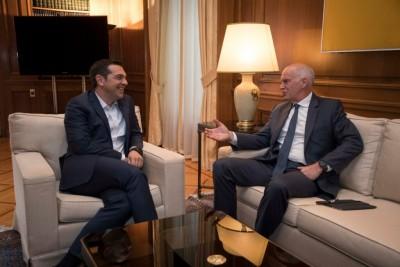 Διαψεύδουν συνεργάτες του Γιώργου Παπανδρέου τα περί συνομιλιών με Τσίπρα για ένταξή του στο ΣΥΡΙΖΑ