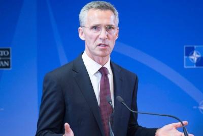 Stoltenberg (γ.γ. ΝΑΤΟ): Πρέπει να διατηρήσουμε επαφές με τη Ρωσία ώστε να αποφευχθούν ατυχήματα