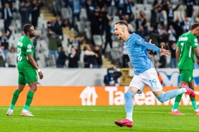 Μάλμε - Λουντογκόρετς 2-0: «Καθαρίζουν» το ματς οι Σουηδοί από το 61' (video)