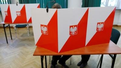 Πολωνία: Προβάδισμα του κυβερνώντος κόμματος PiS στις τοπικές εκλογές με 32,3%, σύμφωνα με exit poll