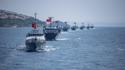 Εντός ελληνικής υφαλοκρηπίδας το Oruc Reis - Erdogan: Κανείς δεν θα μας φυλακίσει στις ακτές μας - ΗΠΑ: Η Τουρκία να σταματήσει άμεσα τις έρευνες