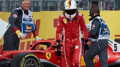 F1: O Vettel θα ξεκινήσει από την pole position στο καναδικό Grand Prix
