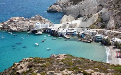 Ελληνικά νησιά συστήνει για διακοπές τον Οκτώβριο το περιοδικό Conde Nast Traveller