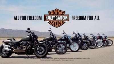 Η Harley-Davidson θα κατασκευάσει μικρότερες μοτοσυκλέτες για την αγορά της Κίνας