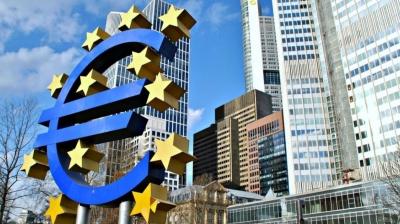 ΕΚΤ: Αγορές ομολόγων 15,6 δισ. ευρώ λόγω κορωνοϊού την περασμένη εβδομάδα