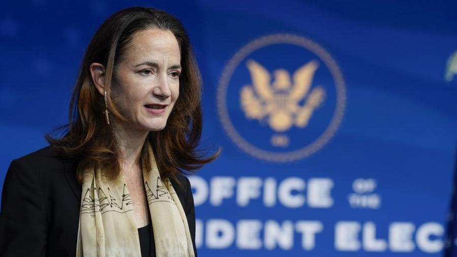 «Επιθετική στάση» απέναντι στην Κίνα, θα τηρήσει η υποψήφια διευθύντρια των Υπηρεσιών Πληροφοριών του J.Biden