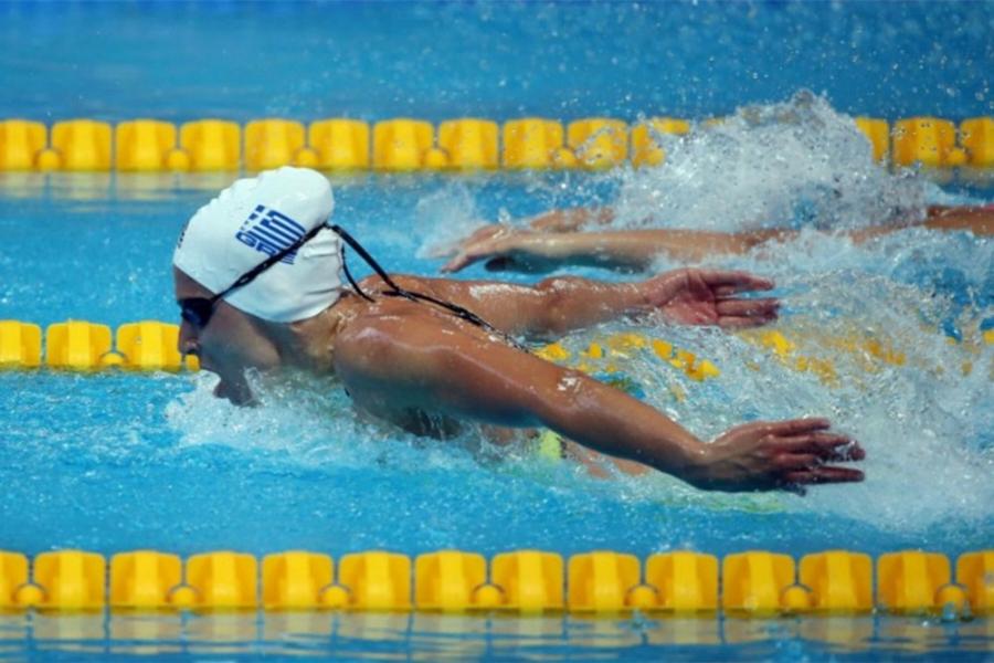 Κολύμβηση: Στα ημιτελικά των 100μ. πεταλούδα η Άννα Ντουντουνάκη! (video)