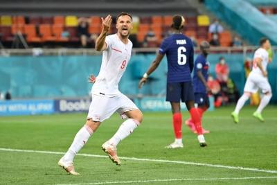 Γαλλία - Ελβετία 3-2: Ο Σεφέροβιτς δίνει ξανά ελπίδες στην Ελβετία!