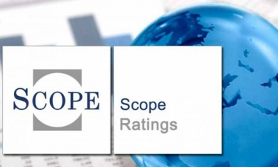 Scope Ratings: Το 2024 η επιστροφή του ελληνικού ΑΕΠ στα προ πανδημίας επίπεδα - Τι εκτιμά για χρέος και ανεργία