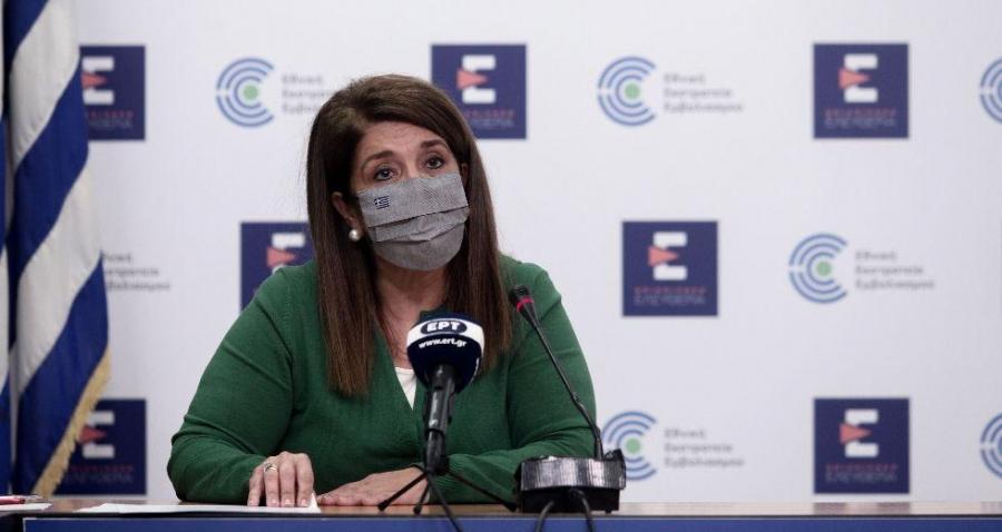 Παπαευαγγέλου: Εκρηκτικός συνδυασμός ανεμβολίαστα παιδιά και εκπαιδευτικοί - Τι είπε για 3η δόση