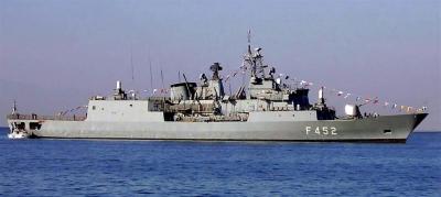 Συνεκπαίδευση PASSEX μεταξύ της φρεγάτας ΥΔΡΑ και αντιτορπιλικού USS JOHN PAUL JONES των ΗΠΑ