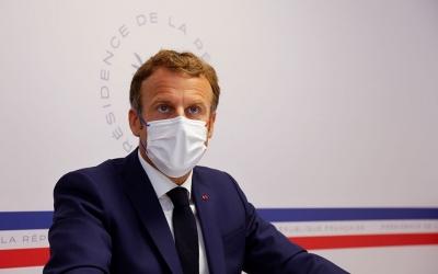 Macron για Αφγανιστάν: «Να μην ξαναγίνει παράδεισος των τρομοκρατών»