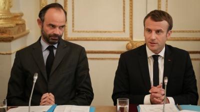 Γαλλία: «Ισορροπημένο» διάγγελμα Macron σήμερα 10/12 με επίκεντρο τα κίτρινα γιλέκα