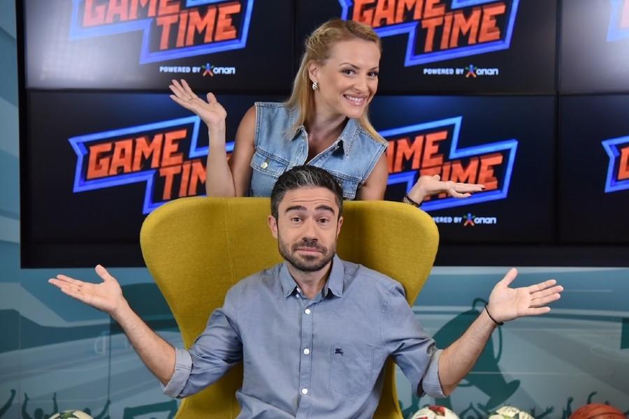 Ο Αποστόλης Λάμπος στο ΟΠΑΠ Game Time για Ρονάλντο και Εμπαπέ