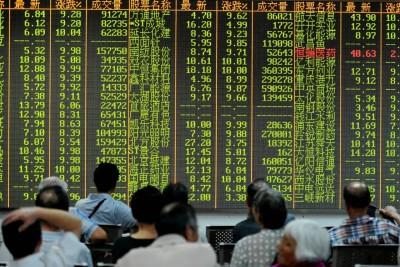 Θετικό κλίμα στις αγορές της Ασίας μετά τα κέρδη στη Wall - Στο +0,4% ο Nikkei, ο Shanghai Composite +1,3%