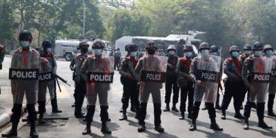 Μιανμάρ: 64 άνθρωποι δολοφονήθηκαν από τον στρατό - Ανάμεσά τους κι ένα 5χρονο παιδί
