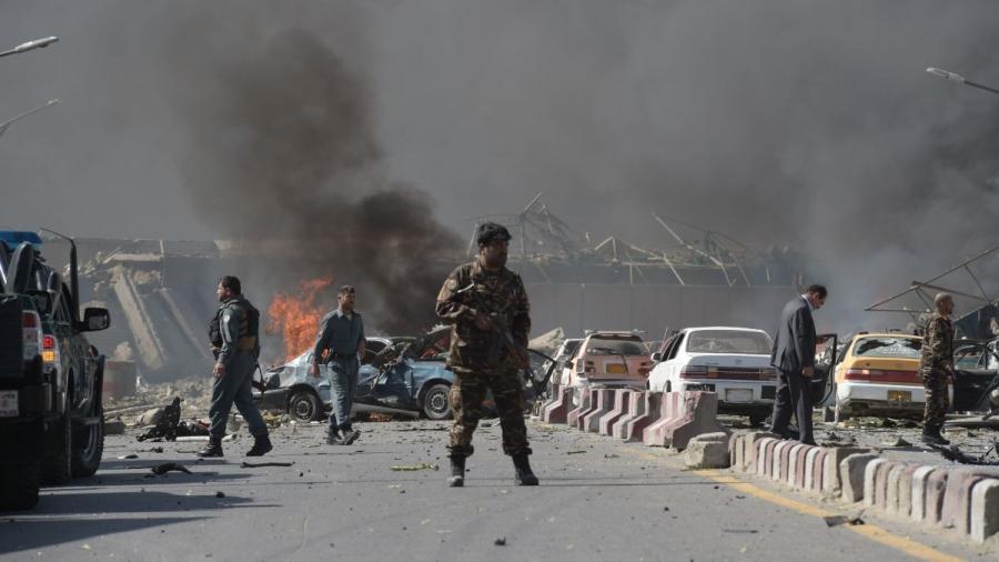 Αφγανιστάν: 40 νεκροί και δεκάδες τραυματίες από πολλαπλές εκρήξεις στην Καμπούλ