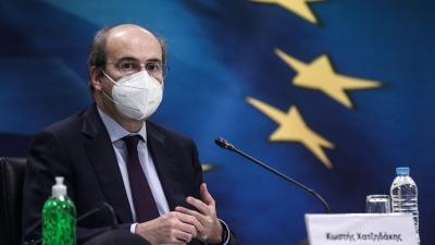 Χατζηδάκης (υπ. Εργασίας) για δηλώσεις Τσίπρα: Μείγμα τοξικότητας και αδίστακτης ψευδολογίας – Μετατρέπει το κόμμα του σε «Πινόκιο» της πολιτικής ζωής