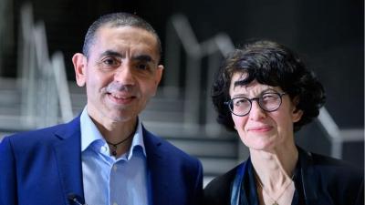 Şahin - Türeci, BionΤech: Σε 2-3 χρόνια θα έχουμε εμβόλια κατά του καρκίνου που θα αποτρέπουν υποτροπές