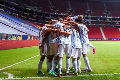 Copa America: Επαγγελματικές νίκες και κορυφή για Αργεντινή και Χιλή