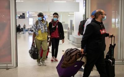 Αεροδρόμιο «Ελ. Βενιζέλος»: Πραγματοποιήθηκαν 7.804 έλεγχοι σε τουρίστες, μόλις τέσσερα τα κρούσματα