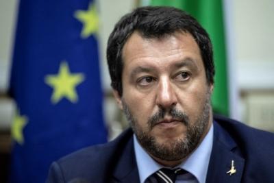 Salvini: Η κυβέρνηση Draghi δεν μπορεί να υλοποιήσει τις απαιτούμενες μεταρρυθμίσεις